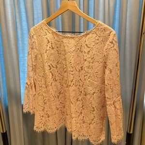 Talbots Lace Blouse w/ Tags